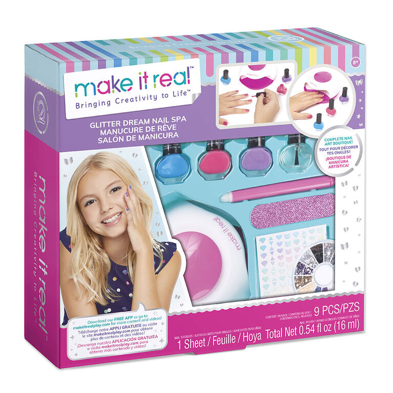 Make It Real Manucure De Reve