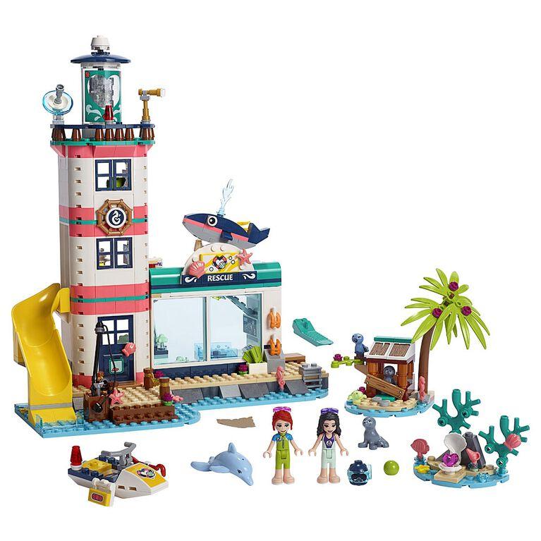 LEGO Friends Le centre de sauvetage du phare 41380