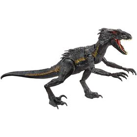 Jurassic World - Figurine Dino Méchant.