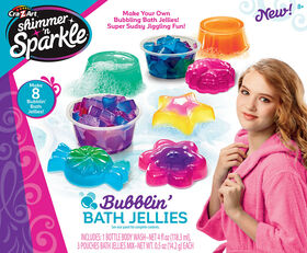 BUBBLIN BATH JELLIES
