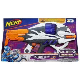 Nerf Alien Menace Incisor Blaster - R Exclusive