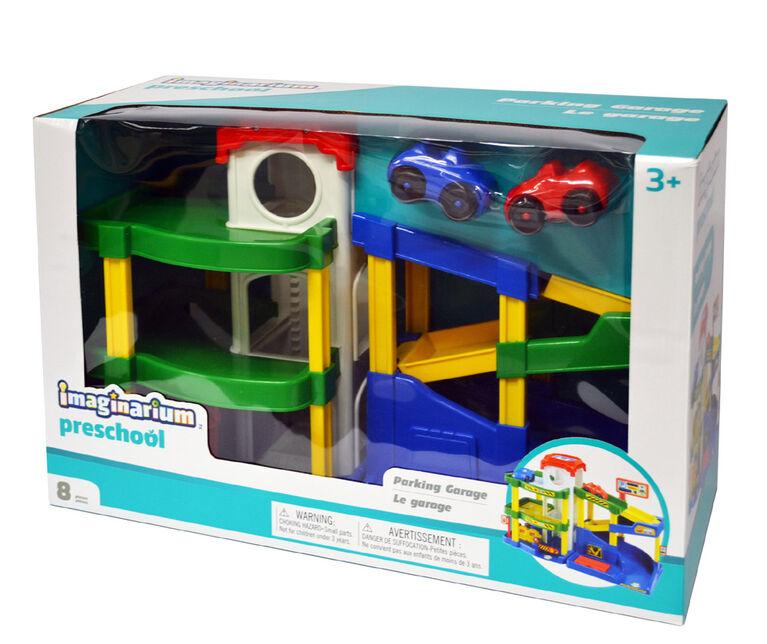 Imaginarium Preschool - Parking Garage