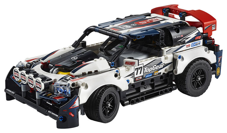 LEGO Technic App-Controlled Top Gear Rally Car 42109