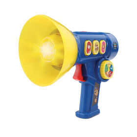 VTech PAW Patrol Megaphone Mission Voice Changer - French Edition