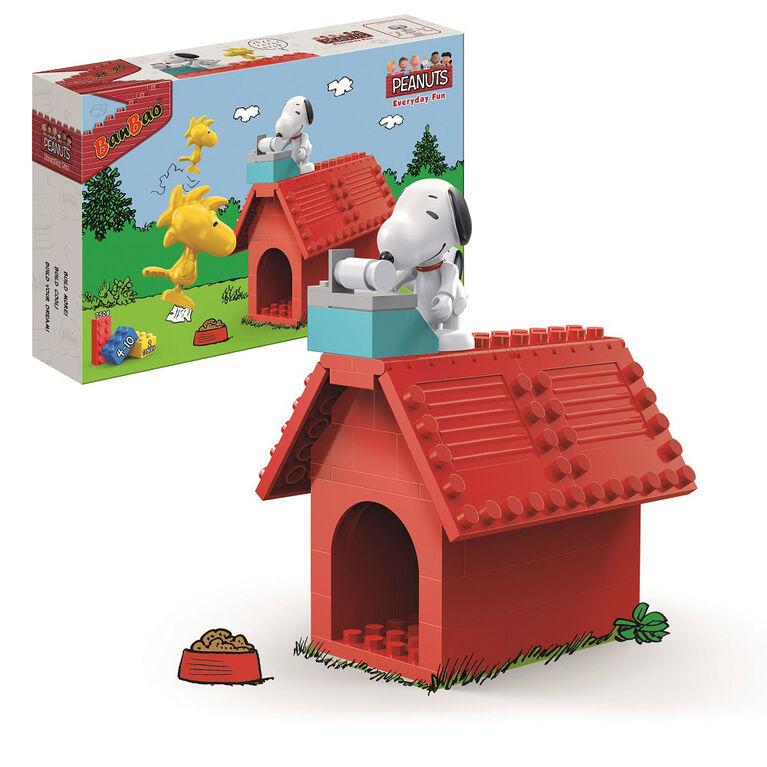 BanBao Peanuts - Dog House
