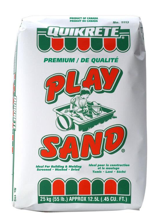 Quikrete Premium Play Sand - 25 kg Bag