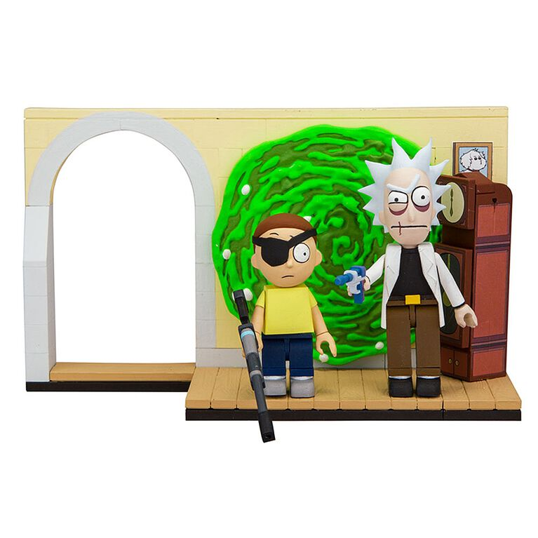 Rick and Morty - Evil Rick and Morty