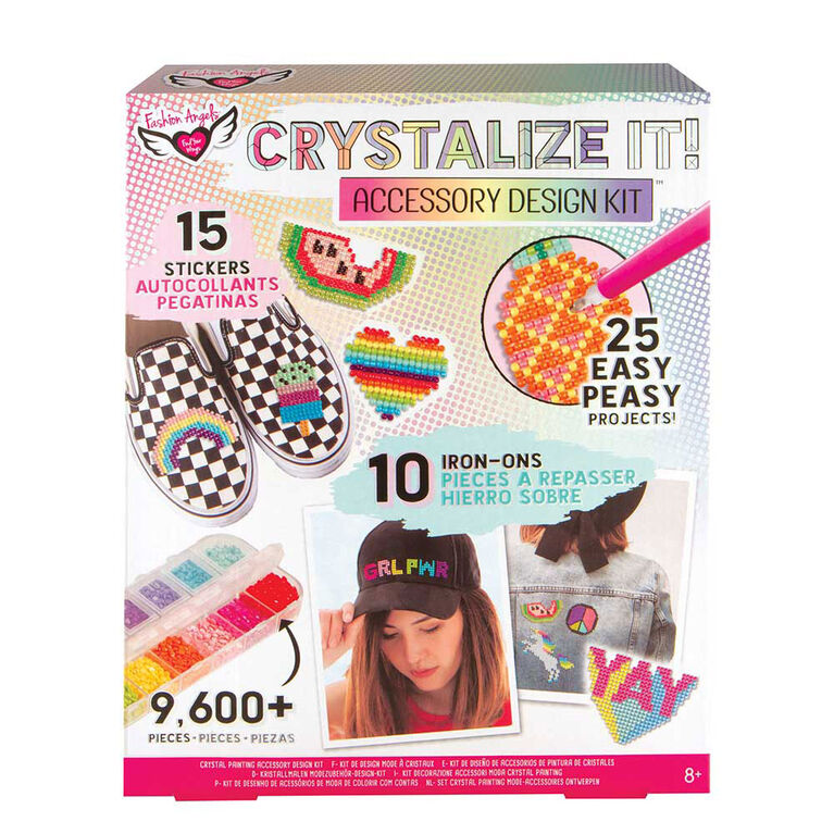 Fashion Angels - CRYSTALIZE IT! Accessory Design Kit