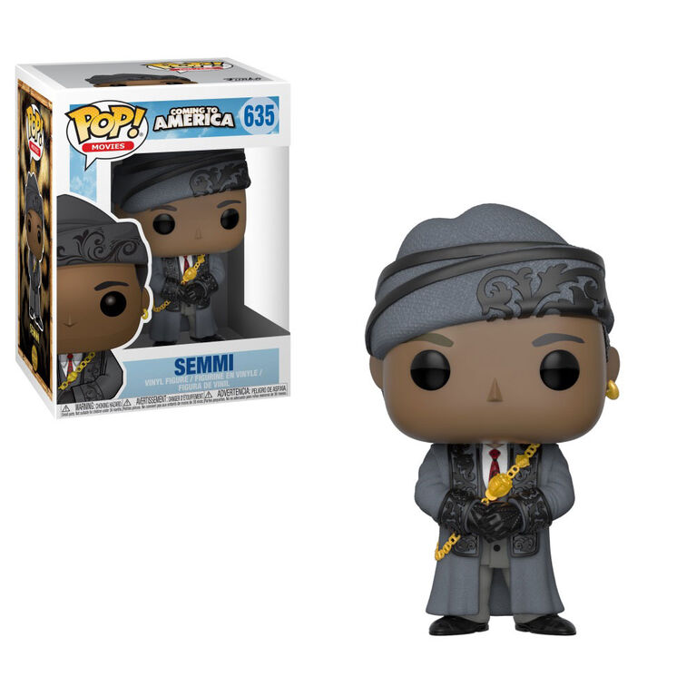 Funko POP! Movies: Coming to America - Semmi Vinyl Figure