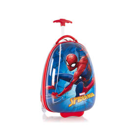 Spiderman Heys Egg Shaped Kids Luggag