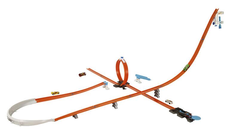 Hot Wheels Track Builder Track & Brick Pack Playset - R Exclusive
