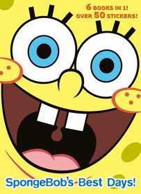 Golden Books - SpongeBob's Best Days! (SpongeBob SquarePants) - English Edition