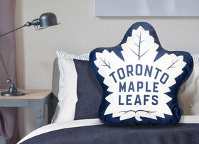 NHL Logo Pillow - Toronto Maple Leafs
