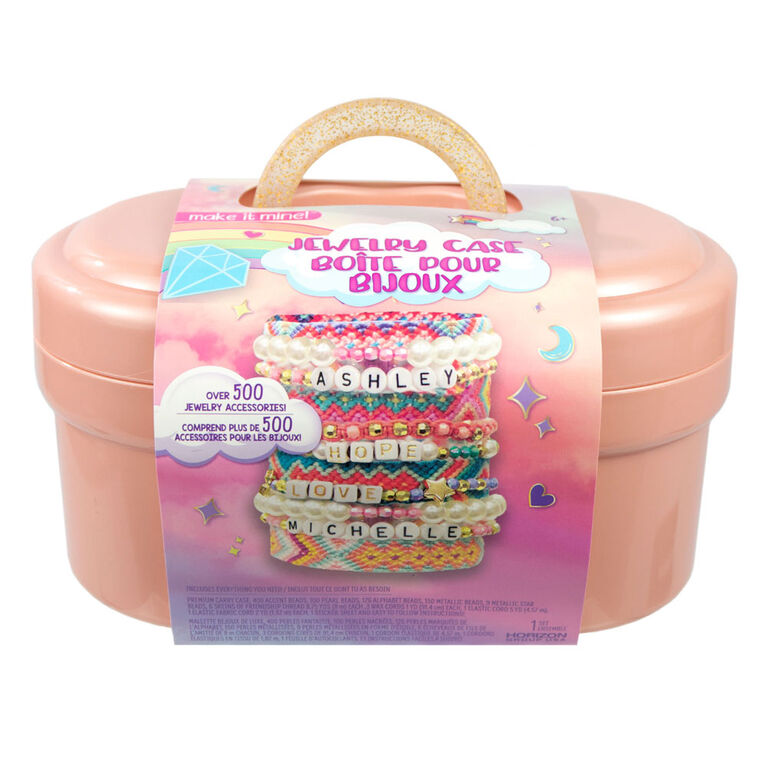 Make It Mine Caboodle Jewelry Case - R Exclusive