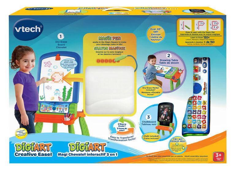 DigiArt Creative Easel - English Edition