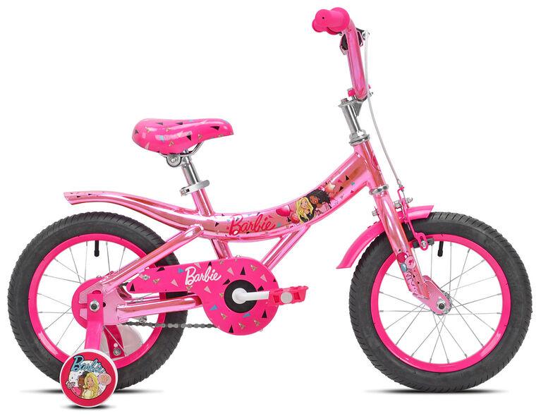 Velo Barbie 14 Po