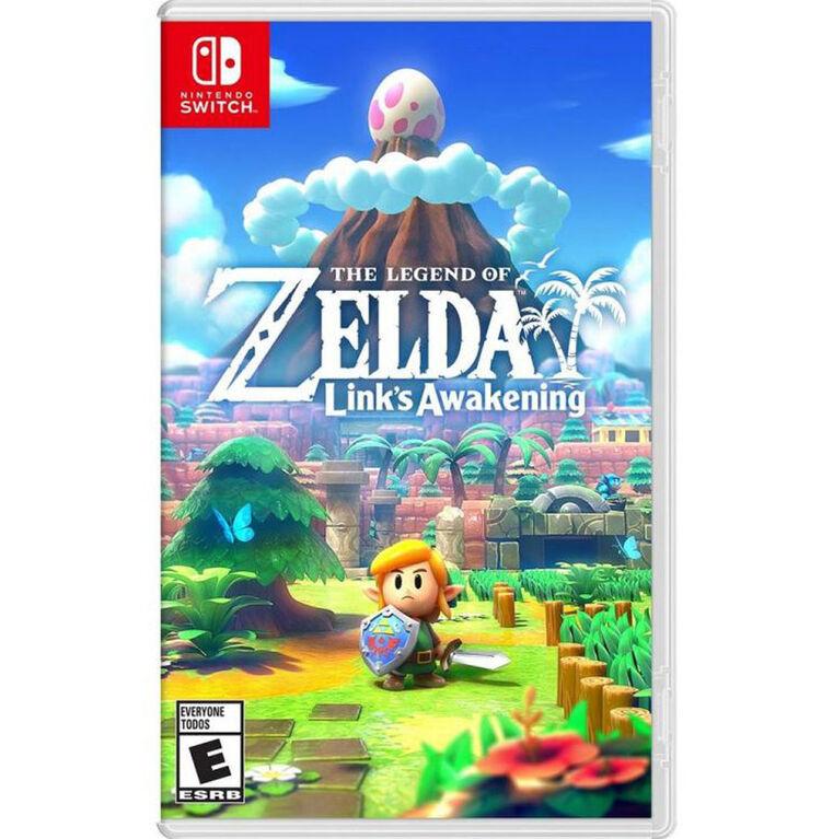 Nintendo Switch - The Legend of Zelda: Links Awakening