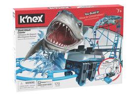 Coastre D'Attaque De Shark