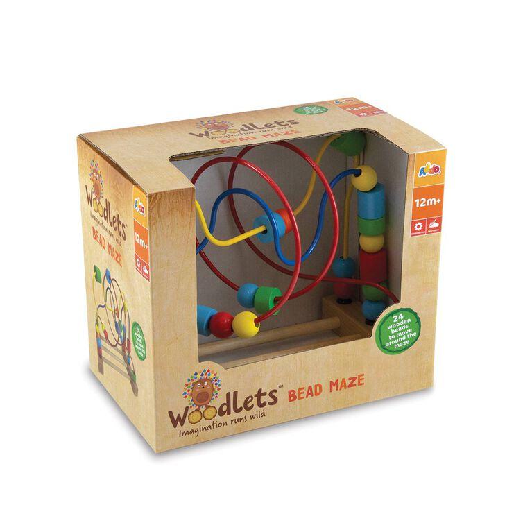 Woodlets - Bead Coaster