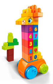 Mega Bloks Count & Bounce Giraffee