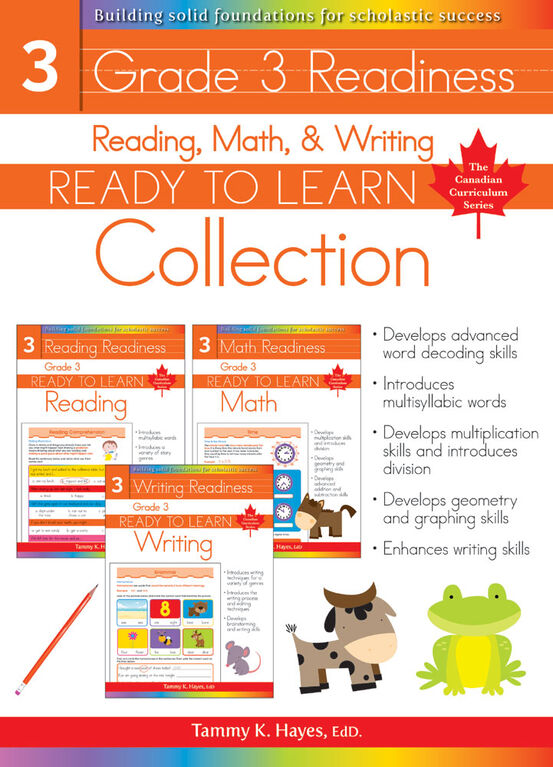Grade 3 Readiness Collection - English Edition