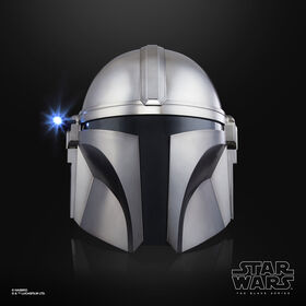Star Wars The Black Series The Mandalorian Premium Electronic Helmet Roleplay Collectible