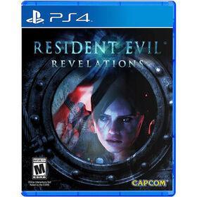 PlayStation 4 - Resident Evil Revelations