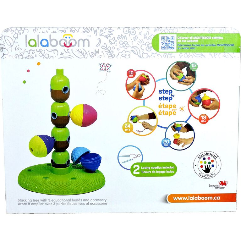 Lalaboom - Stacking Tree