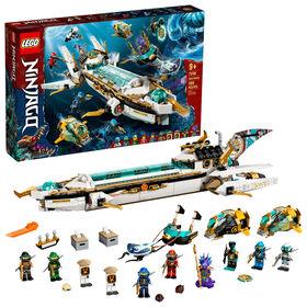 LEGO Ninjago Le QG aquatique des ninjas 71756
