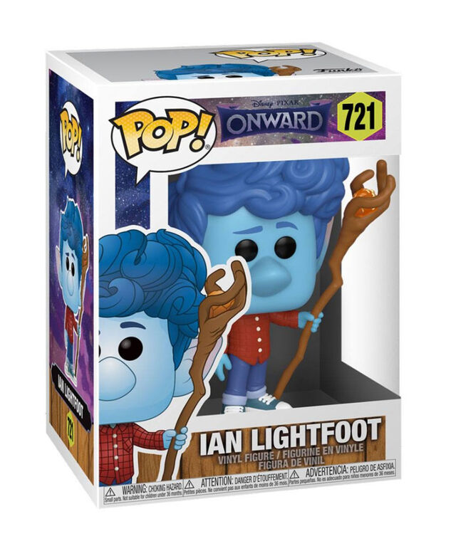 Funko POP! Movies: Onward - Ian Lightfoot