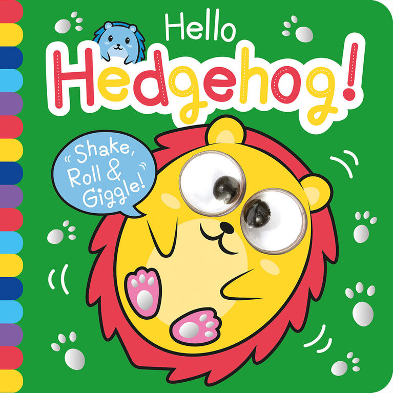 Hello Hedgehog - English Edition