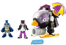 Fisher-Price Imaginext DC Super Friends Penguin Copter