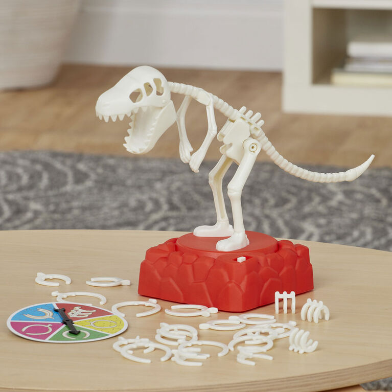 T-Rex Rocks Electronic Skill Game - R Exclusive