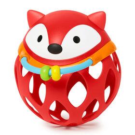 Skip Hop - Explore & More Roll Around Rattle - Fox