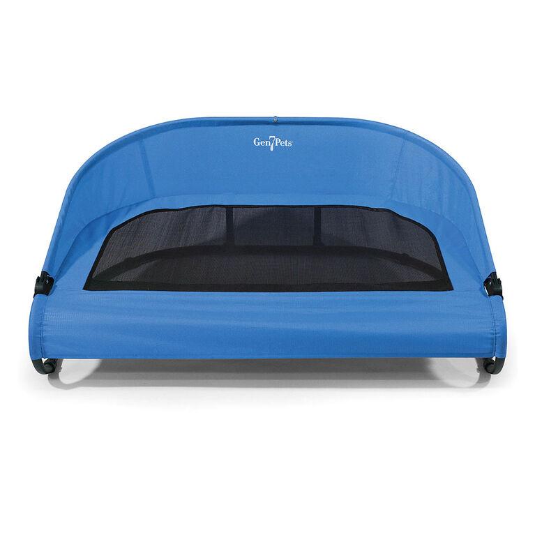 Gen7Pets Cool-Air Cot 36in - Trailblazer Blue