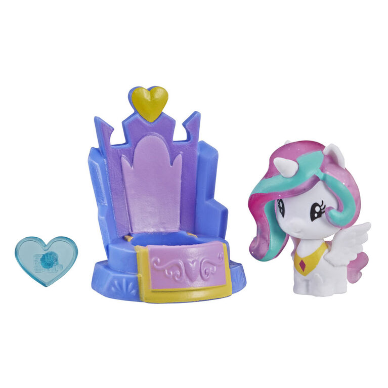 My Little Pony Toy Cutie Mark Crew Series 4 Blind Bag: Beach Day Collectible Mystery Figure - R Exclusive