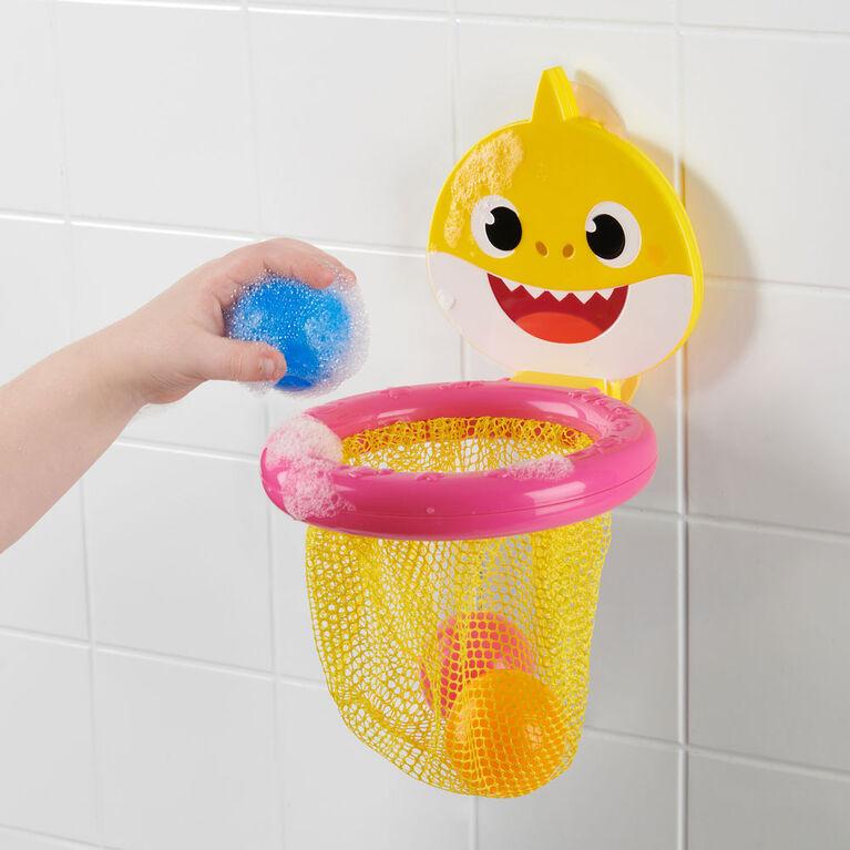Pinkfong Baby Shark Official - Bath Basketball