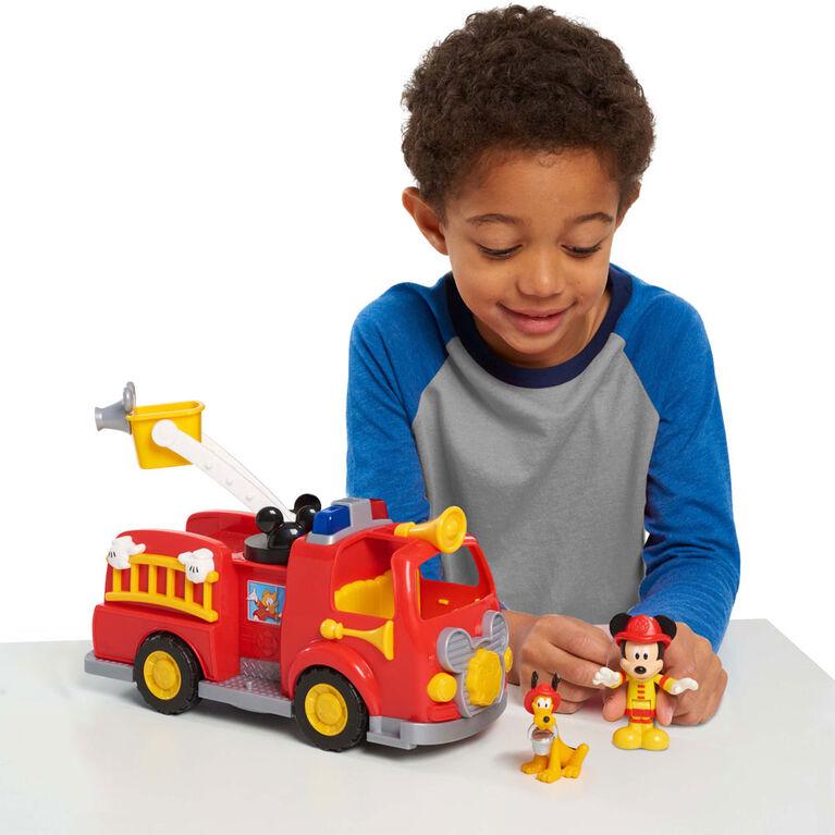 Camion de Pompiers de Mickey de Disney