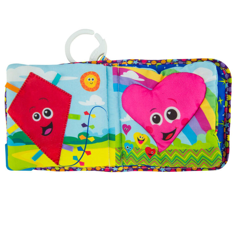 Lamaze -  Fun with Shapes Soft Book