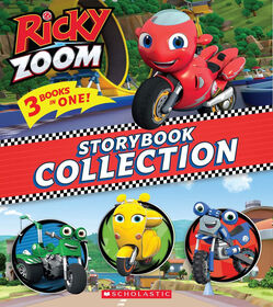 Scholastic - Ricky Zoom - Ricky Zoom Storybook Collection - English Edition