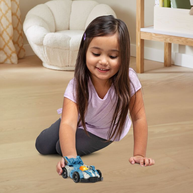 VTech Switch & Go Triceratops Race Car - English Edition