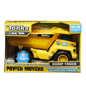Power Movers Dump Truck