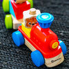 Baby Einstein Discovery Train Wooden Toy