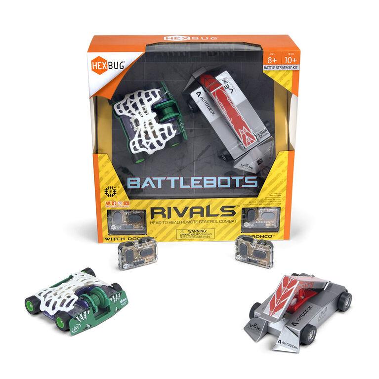HEXBUG BattleBots Rivals III