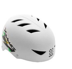 X-Games - Matte White X Games Helmet - R Exclusive