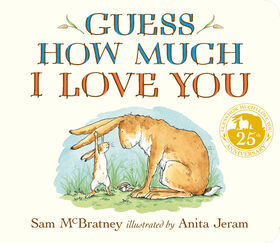 Guess How Much I Love You - English Edition