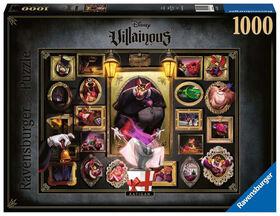 Ravensburger - Disney Villainous: Ratigan puzzle 1000pc