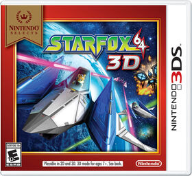 Nintendo Selects: Star Fox 64 3D