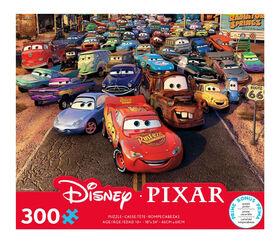 Ceaco Disney 300-Piece Puzzle Cars