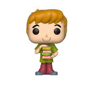 Figurine en vinyle Shaggy avec Sandwich de Scooby Doo par Funko POP!